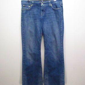 American Eagle Womens Boyfriend 77 Jeans